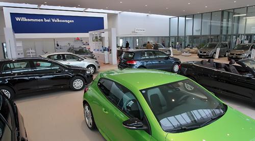 Bild 4 Autohaus Kühl GmbH & Co. KG Volkswagen & Skoda Zentrum Hildesheim in Hildesheim