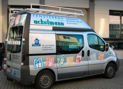 Bild 6 Fensterbau Uckelmann GmbH in Münster