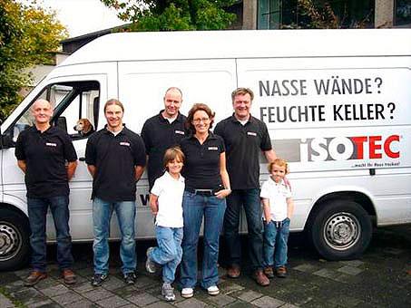 ISOTEC-Fachbetrieb Feischen & Rehe Bautenschutz GmbH