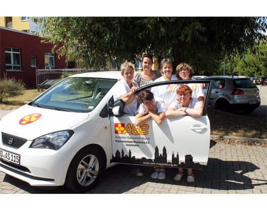 Kundenbild groß 1 Arbeiter-Samariter-Bund Regionalverband Magdeburg e.V.