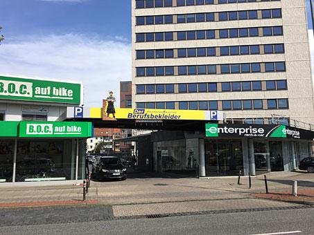 Bild 2 Der Berufsbekleider in Hannover