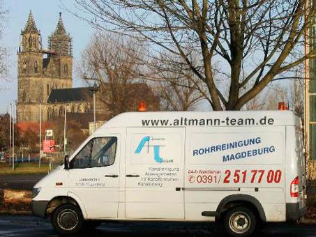 Bild 1 Altmann Team Rohrreinigung Magdeburg in Magdeburg