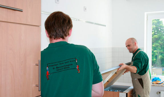 Bild 3 Umzüge Ernst Beverungen Inh. Detlef Beverungen in Höxter