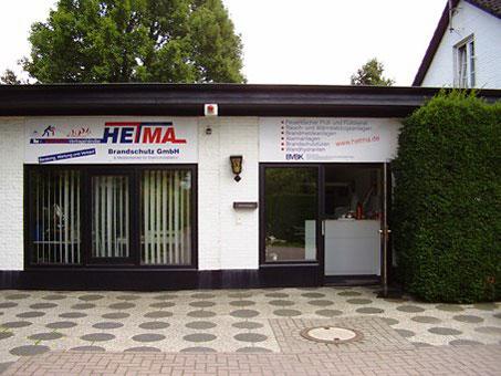 Bild 1 HETMA Brandschutz GmbH Brandschutz GmbH in Ritterhude bei Bremen