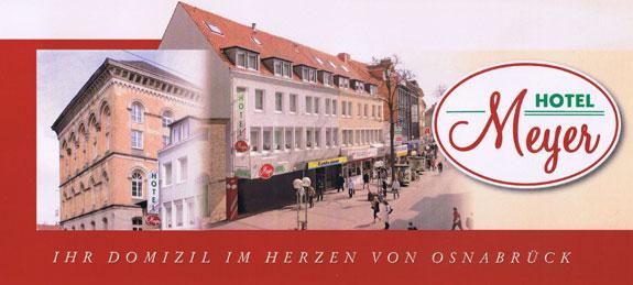 City-Hotel Meyer am Neumarkt