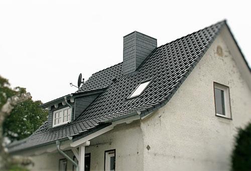 Bild 3 Dachdeckermeister Olaf Lippoldt in Wegeleben