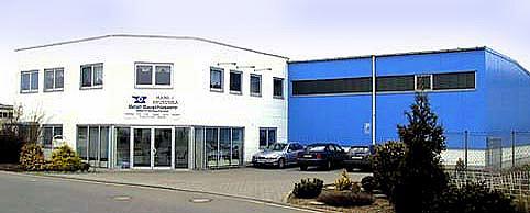 Bild 1 Stahl- und Metallbau Hruschka Maschinen- und Metallbaumeister in Schönebeck