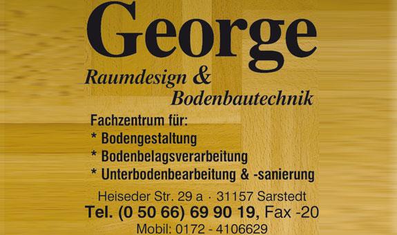 George A. Raumdesign & Bodenbautechnik