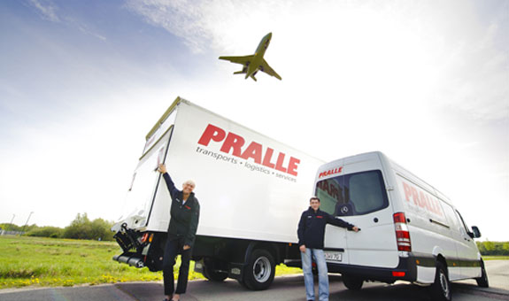 Bild 1 PRALLE Logistik GmbH in Langenhagen