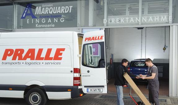 Bild 2 PRALLE Logistik GmbH in Langenhagen