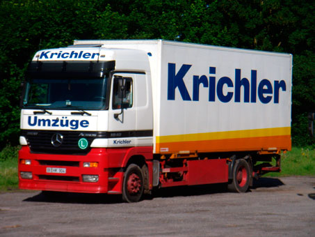 Bild 3 Krichler Umzugs-Logistik GmbH in Bielefeld