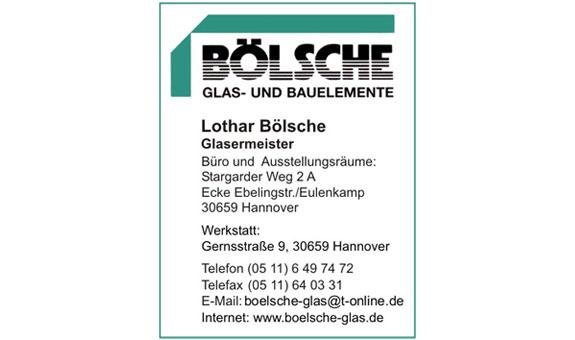 Bild 8 Bölsche Glas- und Bauelemente in Hannover
