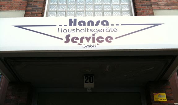 ➤ hansa haushaltsgeräte service gmbh bremen hastedt