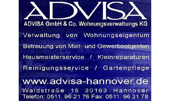 ADVISA Beteil.GmbH & Co. Wohnungsverwaltung KG