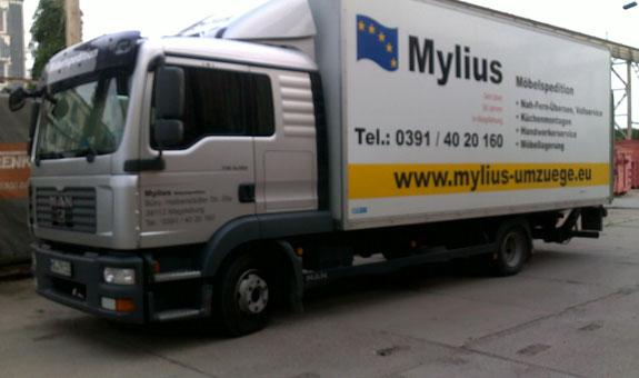 Bild 2 Mylius Umzüge GmbH in Magdeburg