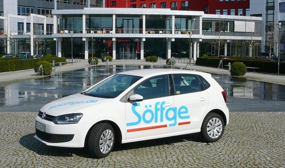 Söffge Büro-, Gebäude- und Treppenhausreinigung GmbH & Co. KG