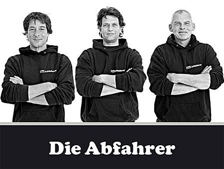 Bild 1 Die Abfahrer OHG in Bremen