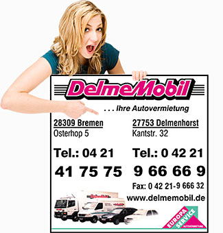 Autovermietung DelmeMobil