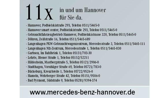 Daimler AG Ndl. Hannover