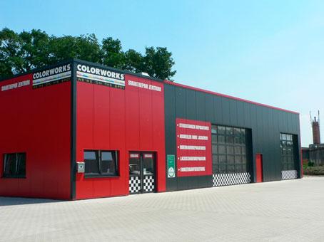 Bild 4 Colorworks Smart Repairzentrum in Nordhorn