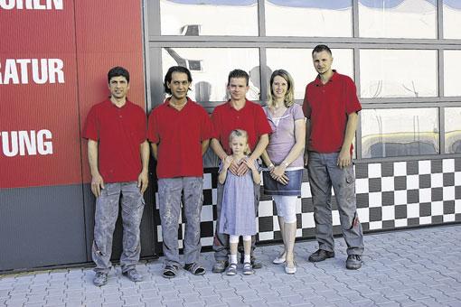 Bild 5 Colorworks Smart Repairzentrum in Nordhorn