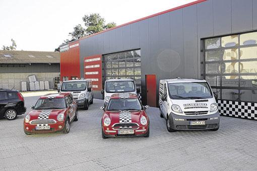 Bild 6 Colorworks Smart Repairzentrum in Nordhorn