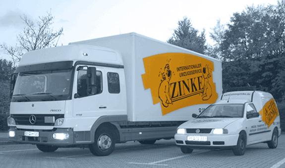 Bild 1 Zinke Umzüge & Möbeltransporte Inh. Joachim Zinke in Braunschweig