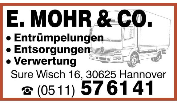 Mohr & Co. E.