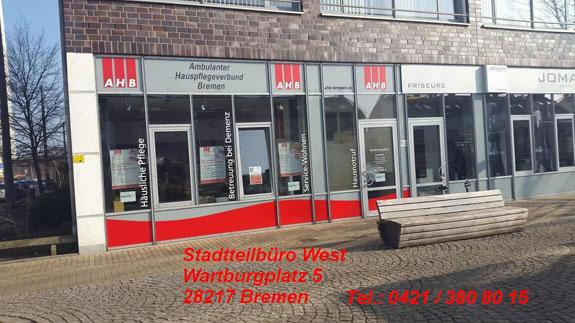 AHB Ambulanter Hauspflegeverbund Bremen GmbH & Co. KG
