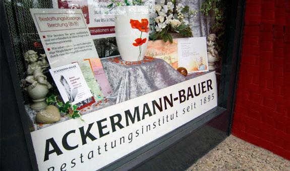 Ackermann-Bauer