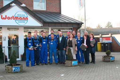 Bild 1 Wortmann GmbH Heizung - Sanitär in Lingen