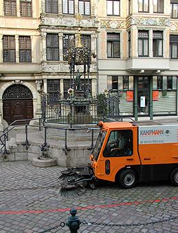 Bild 2 Kampmann Städtereinigung GmbH in Hannover