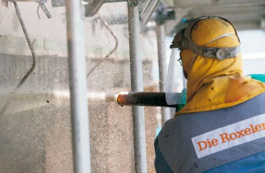Roxeler Betonsanierungsgesellschaft mbH Bauwerkserhaltung