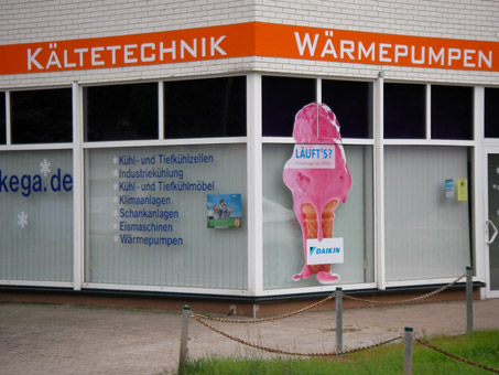 Bild 2 KEGA Kälte - Klima - Wärmepumpen in Wimmelburg