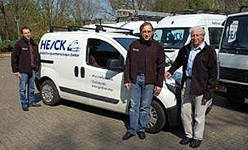 Bild 6 A. Heick Bedachungsunternehmen GmbH in Oldenburg