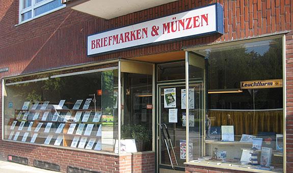 Bremerhavener Briefmarkenhaus - Münzen