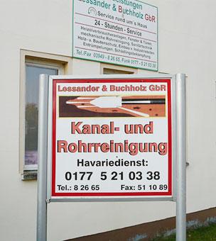 Bild 1 Lessander & Buchholz GbR in Oschersleben