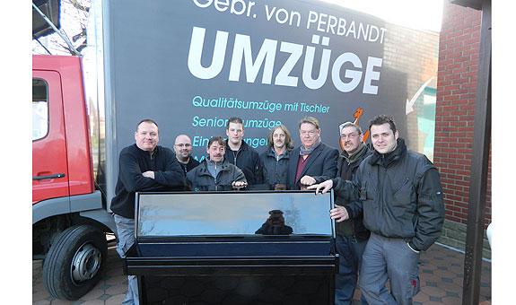 Bild 2 Gebr. von Perbandt in Barsinghausen