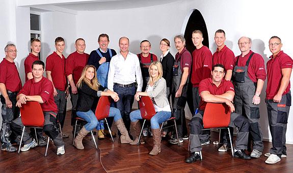 Bild 1 Heise Bodenverlegungen GmbH, Sven in Bremerhaven