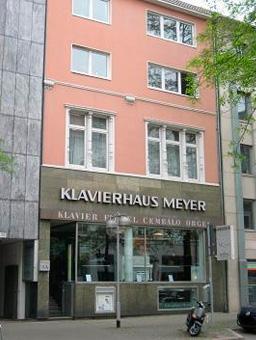 Bild 1 Klavierhaus Meyer GmbH in Hannover