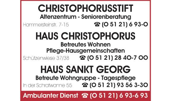 Bild 1 Christophorusstift e.V. in Hildesheim