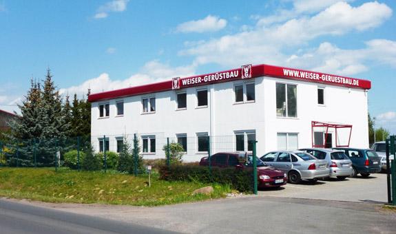 Bild 1 Weiser Gerüstbau GmbH in Hohe Börde