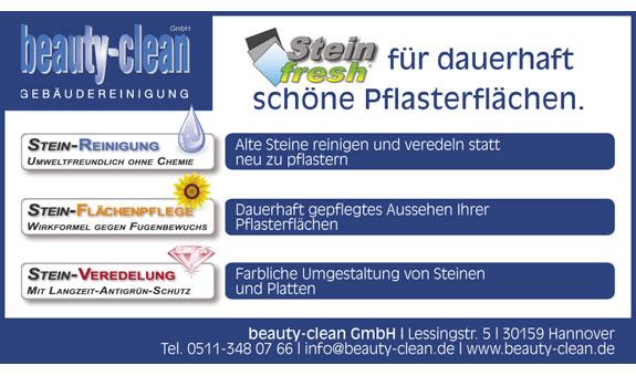 beauty-clean GmbH Gebäudereinigung