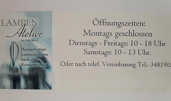 Bild 7 Lampenatelier in Hannover