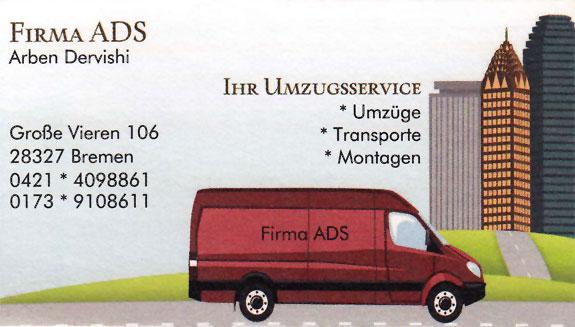 A.D.S Arben Dervishi Service