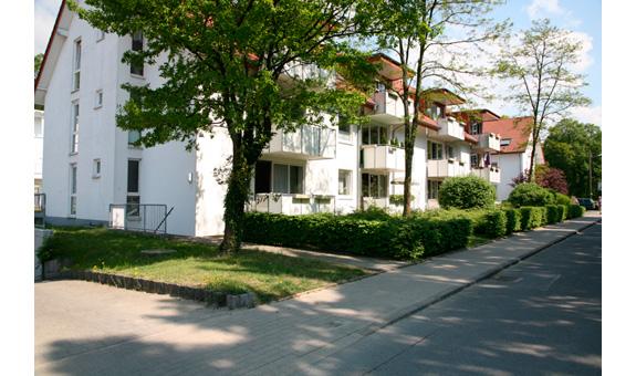 Bild 1 Gemeinnützige Siedlungs- u. Wohnungsbaugen. Senne eG in Bielefeld