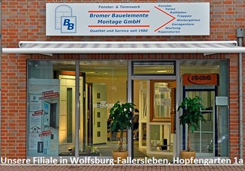 Bild 1 Bromer Bauelemente Montage GmbH in Wolfsburg