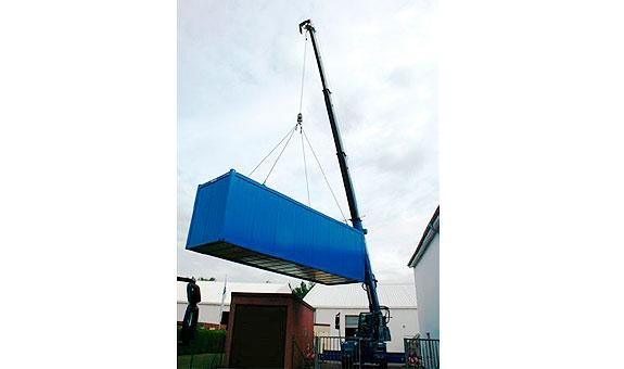 Bild 7 Container-Handel & Vermietung GmbH & Co. KG in Garbsen