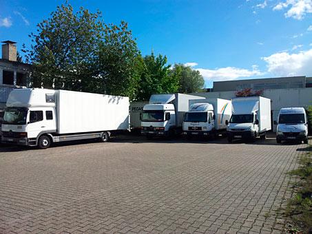 Bild 4 Pegasus Logistik KG in Münster