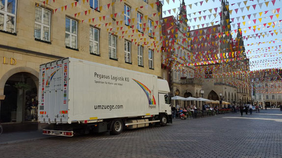 Bild 5 Pegasus Logistik KG in Münster